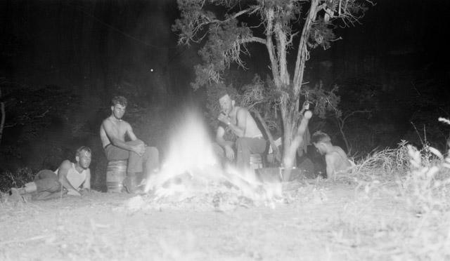 Camping in Ozarks